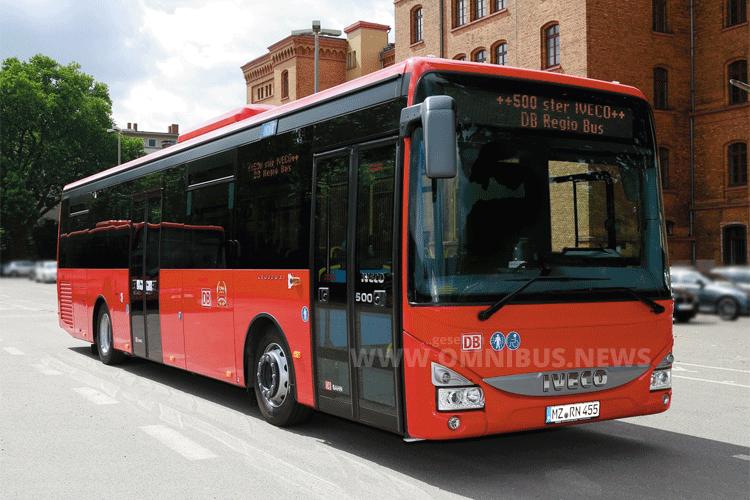 Iveco Crossway DB RegioBus