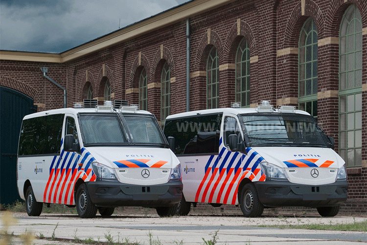 VDL Sprinter Politie