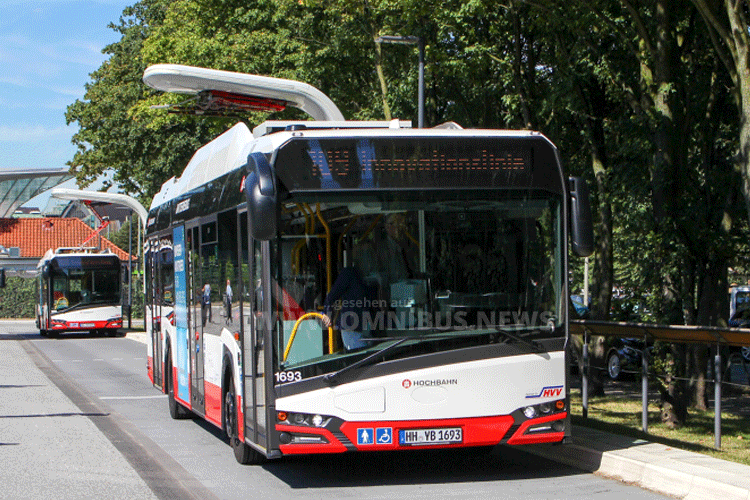 1.000 Elektrobusse