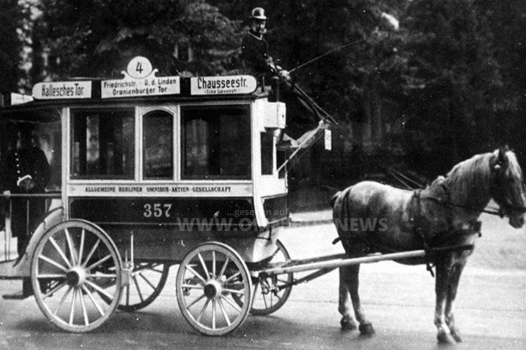 Berliner Pferdeomnibus