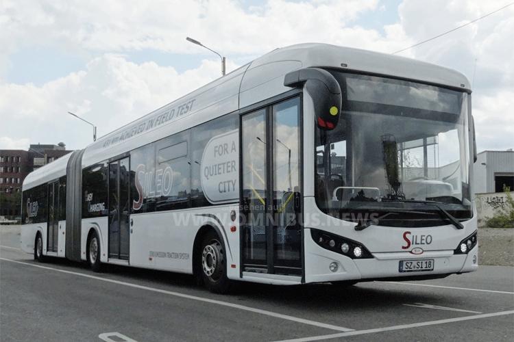München testet Sileo S18