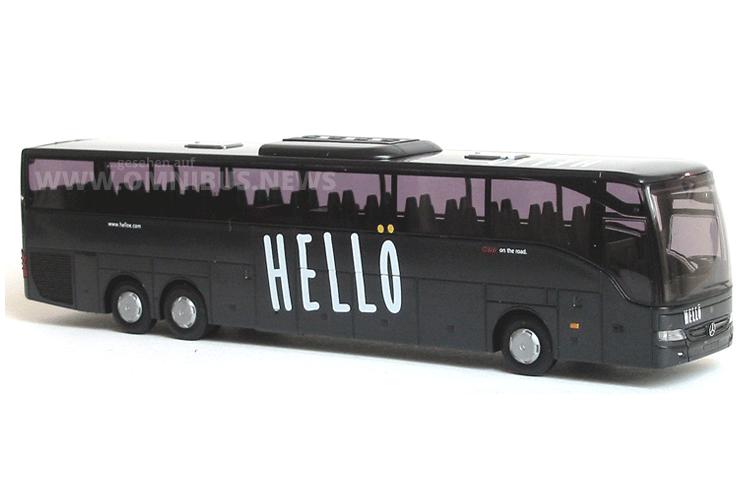 Hellö Tourismo Mercedes-Benz AWM