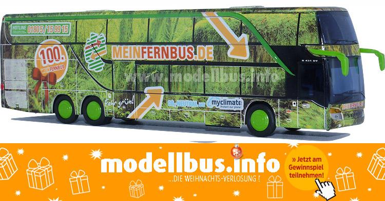 Von Meinfernbus: Der 100. Fernbus namens Masindi