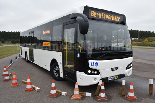 Bus Challenge 2015