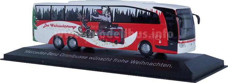 Alle Jahre wieder - Mercedes-Benz hat auch in diesem Jahr wieder ein...