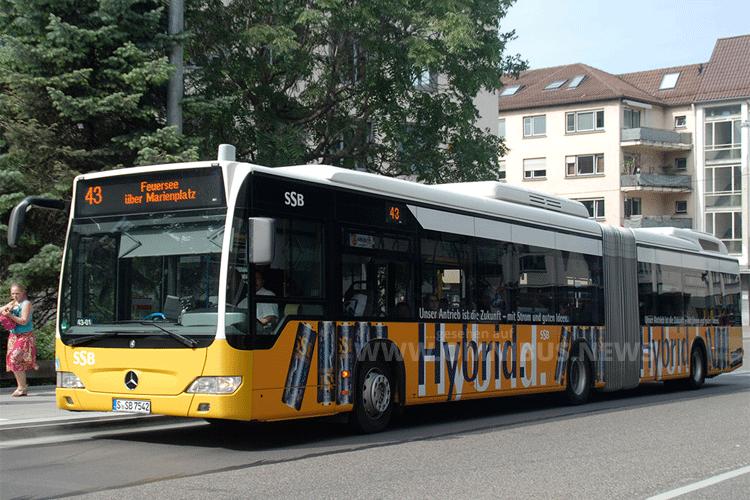 SSB Hybridbus