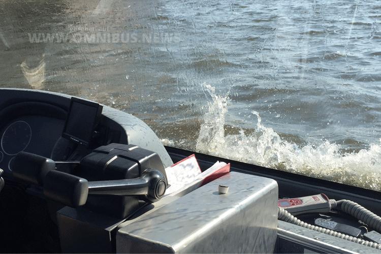 Spannende Blickwinkel verspricht die Reportage über den Hafencity Riverbus bei BUSTV. Foto: Schreiber