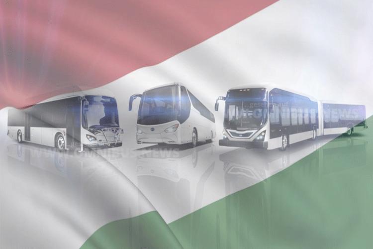 BYD Ungarn