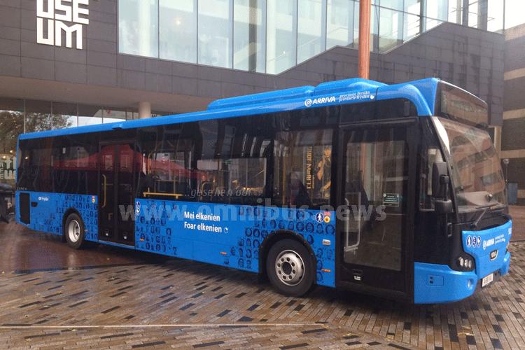 Arriva NL erneuert den Fuhrpark mit Bussen von VDL. Foto: VDL