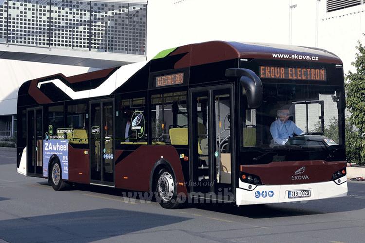 Ekova Elektrobus IAA 2016