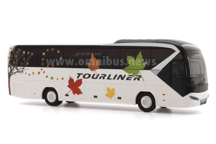 Der neue Neoplan Tournier ist Teil der Rietze-Herbstauslieferung 2016. Foto: Rietze