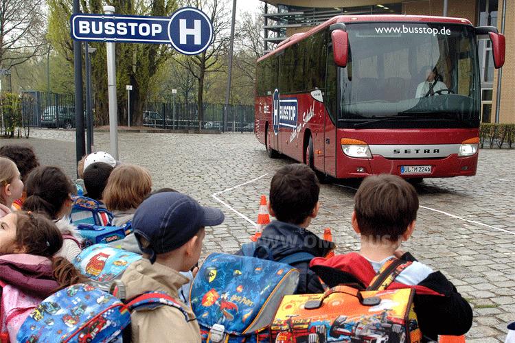 Nichts ist sicherer und zuverlässiger als ein Schulbus. Foto: BDO