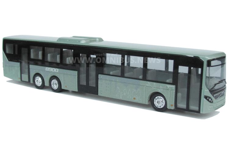 Volvo 8900 Motorart