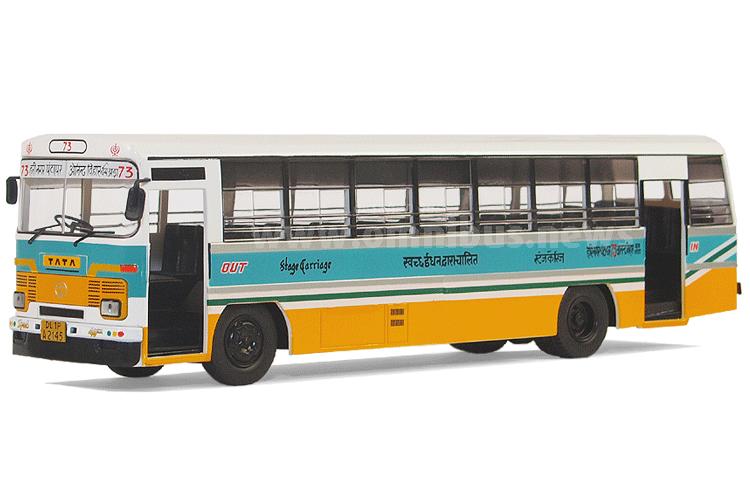 Tata LPO 1512 im Maßstab 1/43. Foto: van Unen