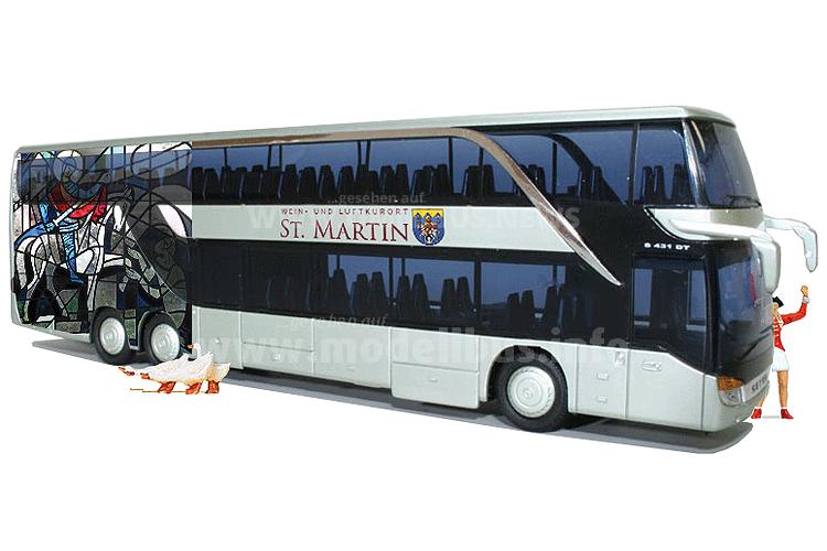 Heute ist Martinstag. Foto: modellbus.info / Schreiber
