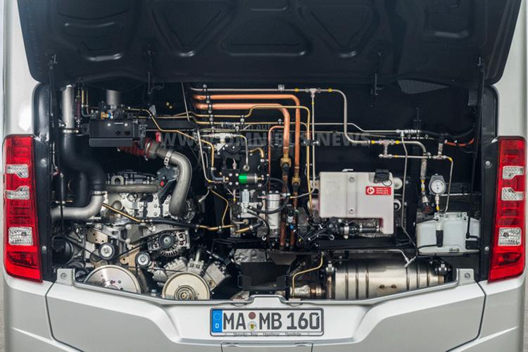 MB Gasmotor M 936 G