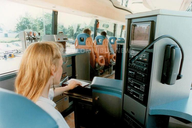 Multi-Media anno 1992. Foto: Setra