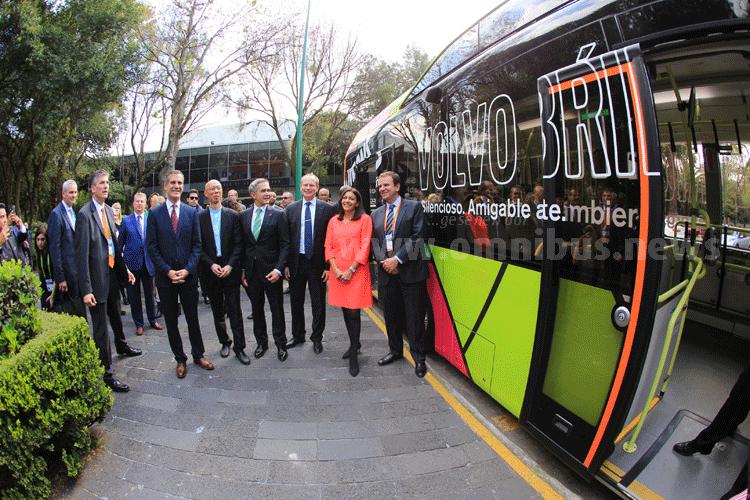 C40 Städte und Omnibusse