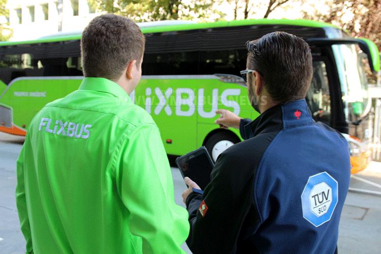FlixBus Sicherheitsreport