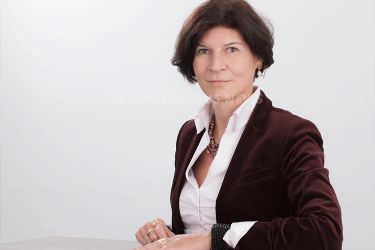 Birgit Bauer das Berliner Büro von MAN Truck & Bus.
