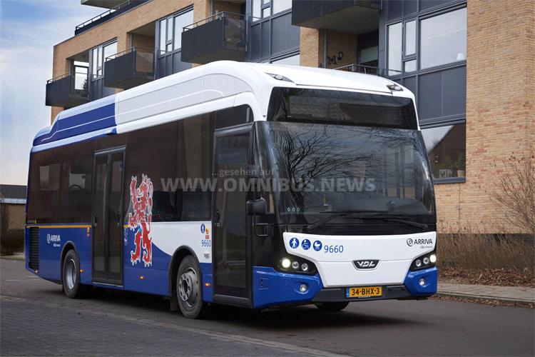 Elektrobusse für Venlo