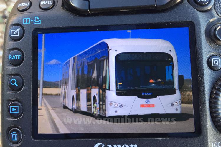 Irizar auf der Busworld