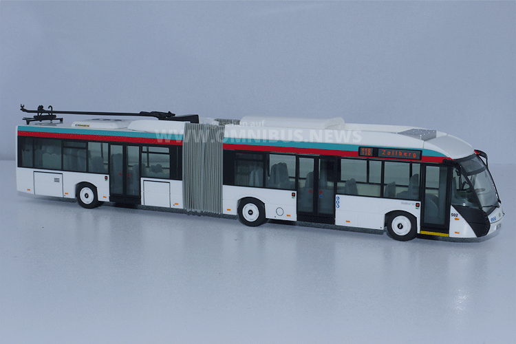VK Modelle Solaris Trollino 18 MetroStyle