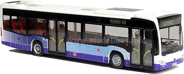 Werbemodell für Mercedes-Benz