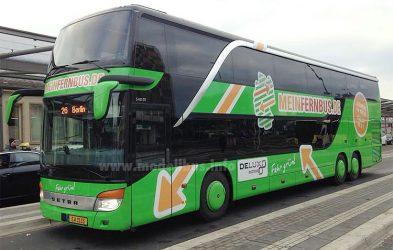 Neuer MeinFernbus-Modellbus