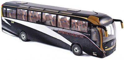 Juventus fährt mit Iveco