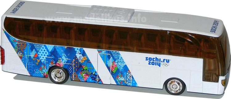 Offizieller Olypmpia-Omnibus