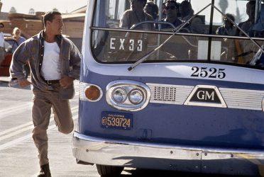 Die wohl actionreichste Fahrt im Linienbus