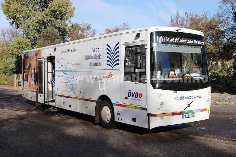 Reportage – Ein Bus voller Geschichten