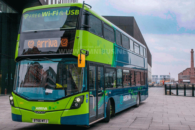 174 Hybridbusse