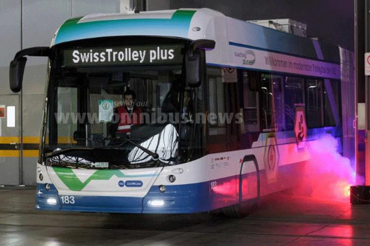 Neue Trolleys für VBZ