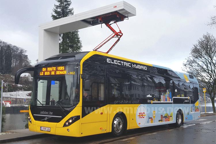 90 Elektro-Hybride für TEC
