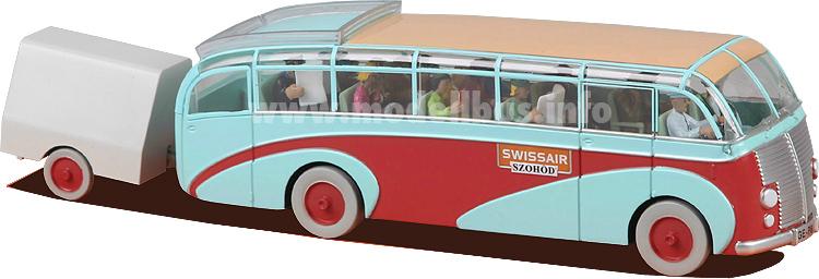 Bus mit Kultstatus