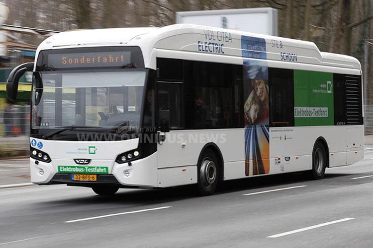 Offenbach will stromern
