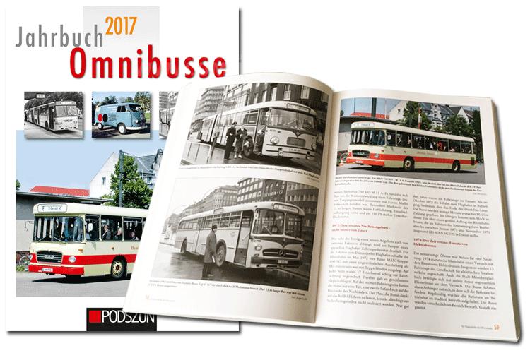 Omnibus Jahrbuch 2017