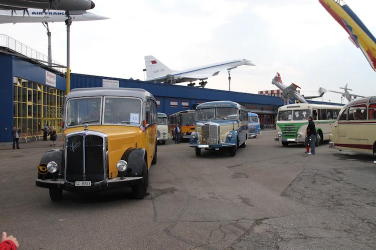 Europatreffen Bus-Oldtimer