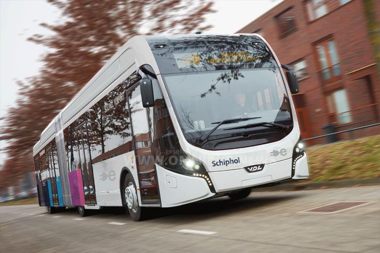 100 Elektrobusse