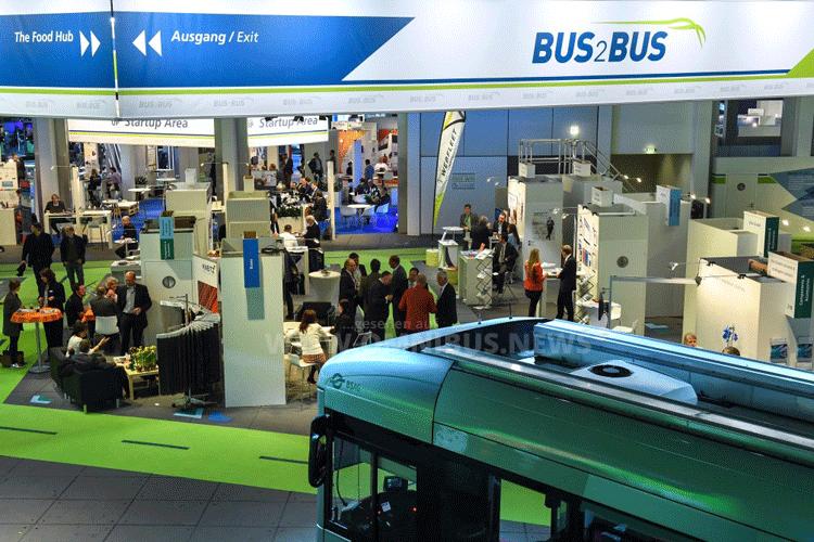 Bus2Bus zieht vor