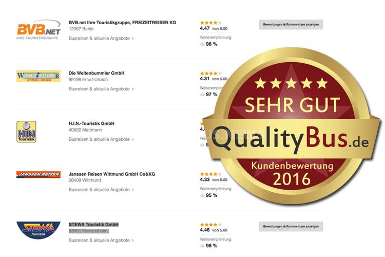 QualityBus-Award