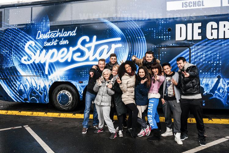 DSDS Show-Bus