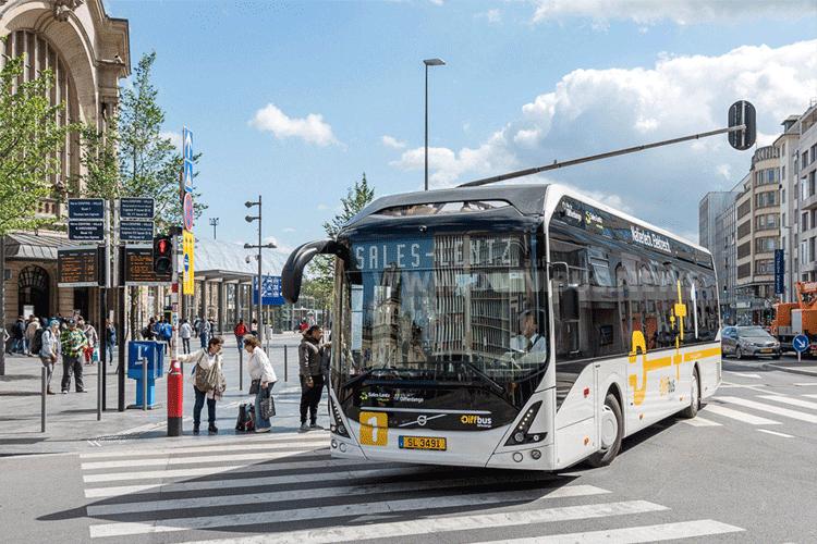 Elektrobus-Serie