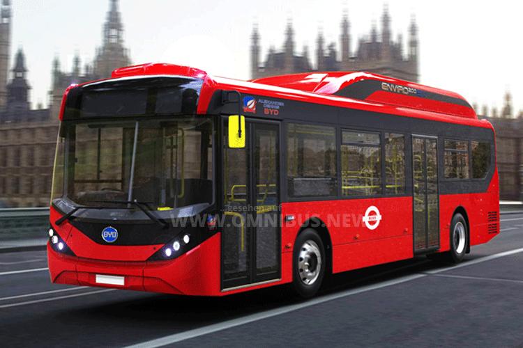 23 neue E-Busse