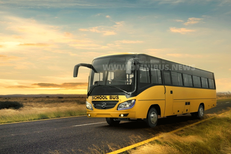 Kenianische Busse