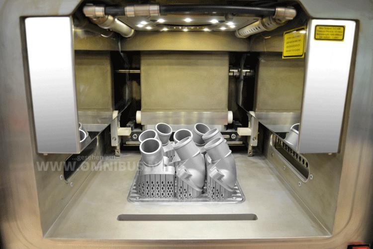 Metall im 3-D-Druck