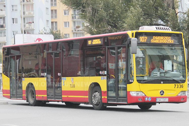 60 Citaro für Breslau