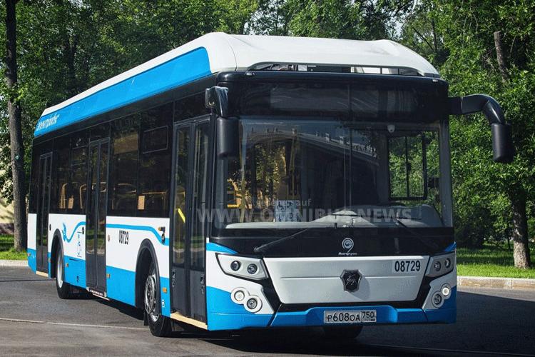 Russischer E-Bus